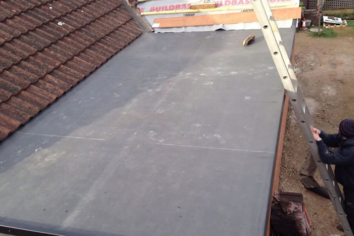 Epdm rubber roofs ricky butterworth roofing barnsley - Advantages epdm rubber roofing ...
